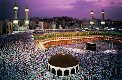 اطلاعاتی کامل راجع به مسجد النبی (+تصاویر)